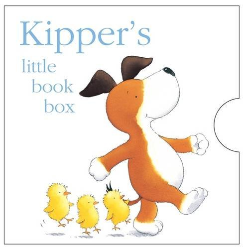 9781444902389: Kipper's Little Book Box