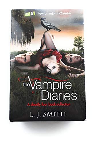 9781444902464: Vampire Diaries 1-4 Boxed Set B Format (TESCO)