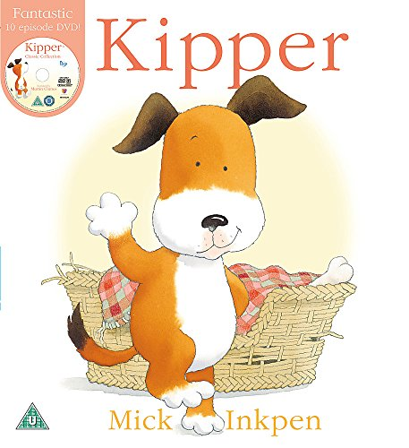 9781444902730: Kipper: Book and DVD