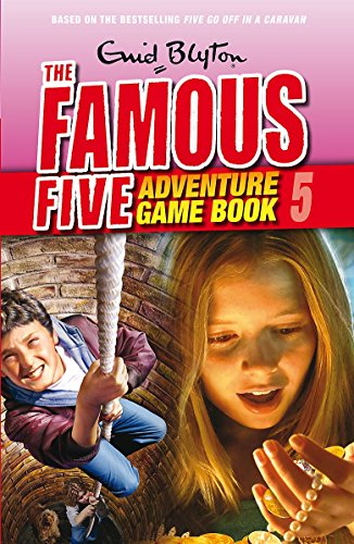 The Famous Five Adventure Game Book 5: Enid Blyton (Devised