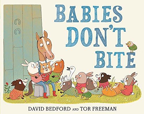 Babies Don't Bite: Bedford, David