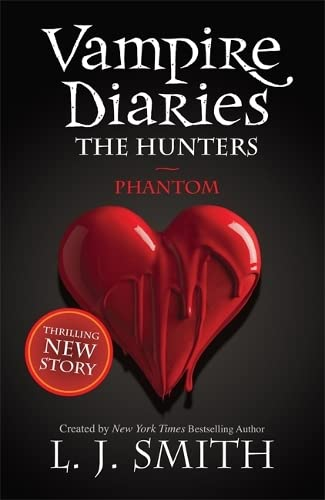 9781444906004: The Vampire Diaries: 8: Phantom: 1/3