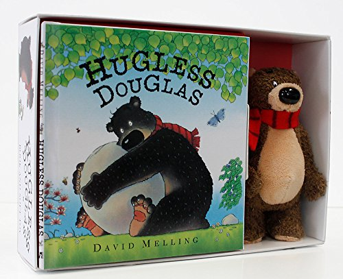 9781444906493: Hugless Douglas Box Set (Book and Plush Toy)