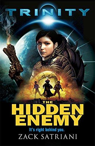 Trinity: 1: The Hidden Enemy: Satriani, Zack