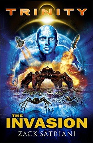 Trinity: 3: The Invasion: Satriani, Zack