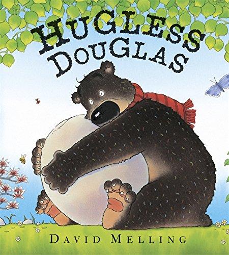 9781444907636: Hugless Douglas: Board Book