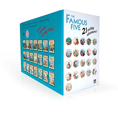 9781444907957: Famous Five (21 book set)