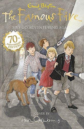 9781444908664: Five Go Adventuring Again (Famous Five)