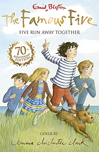 9781444908671: Five Run Away Together: Book 3 (Famous Five)