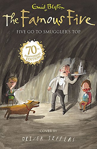 Five go to smuggler's top: Book 4, Famous Five
