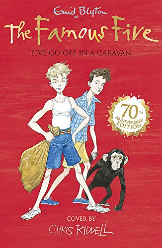 9781444908695: Famous Five 5. Five Go Off In A Caravan