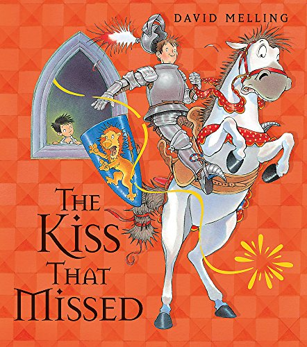 9781444908817: The Kiss That Missed: Board Book