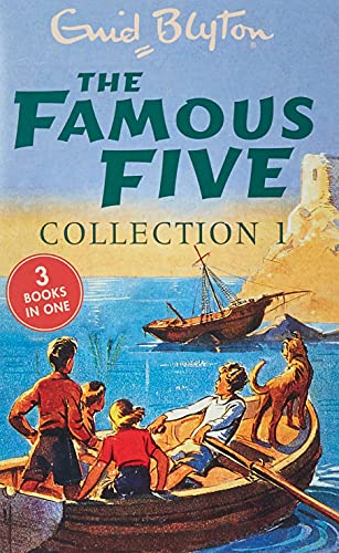 9781444910582: The Famous Five Collection 1: Books 1-3 (Famous Five: Gift Books and Collections)
