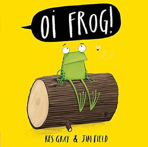 9781444910858: Oi Frog!