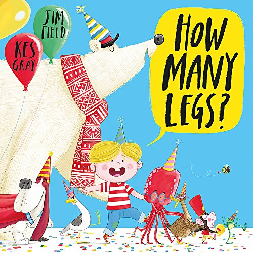 9781444910964: How Many Legs?