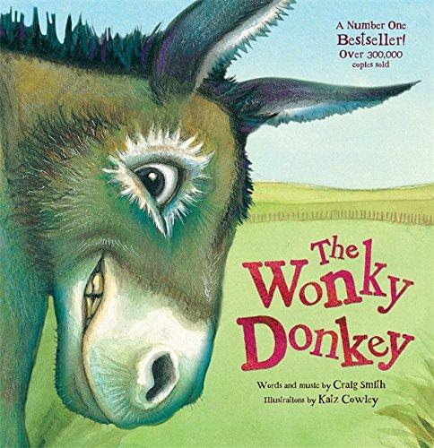 9781444912203: The Wonky Donkey