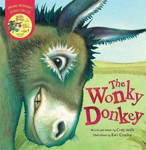 9781444912210: The Wonky Donkey