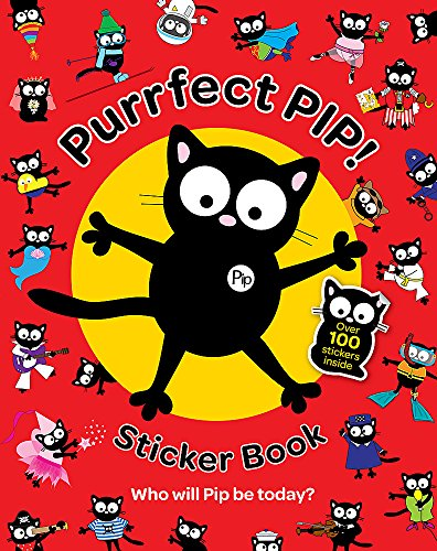 9781444912296: Purrfect Pip! Sticker Book (My Cat Pip)