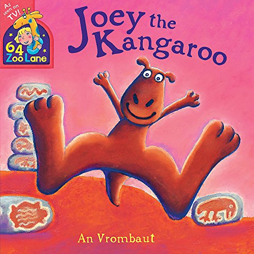 9781444913002: Joey the Kangaroo (64 Zoo Lane)