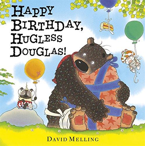 9781444913262: Happy Birthday, Hugless Douglas! Board Book