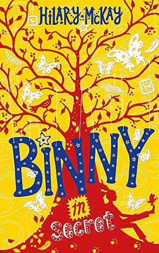 9781444913408: Binny in Secret