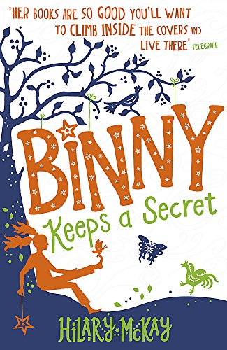 9781444913415: Binny in Secret