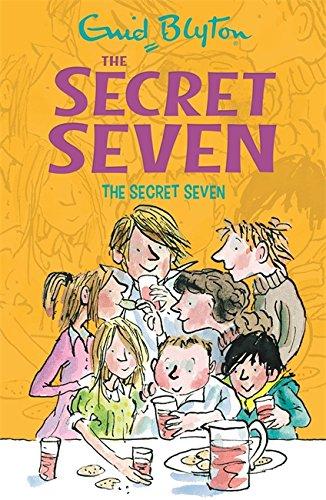 9781444913439: The Secret Seven