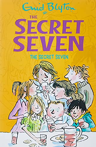 9781444913439: The Secret Seven: Book 1