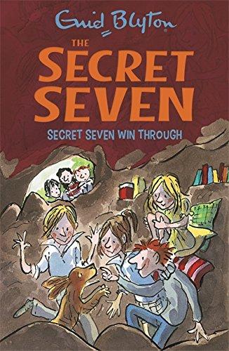 9781444913491: Secret Seven Win Through