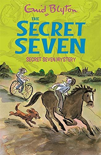 Secret Seven: 9: Secret Seven Mystery: Blyton, Enid