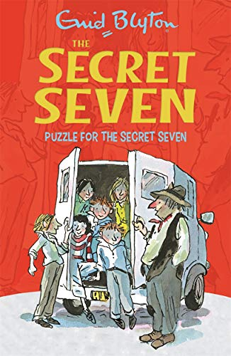 9781444913521: Puzzle For The Secret Seven: Book 10