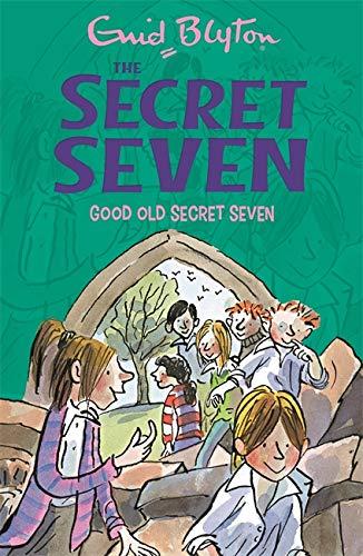9781444913545: Good Old Secret Seven: Book 12