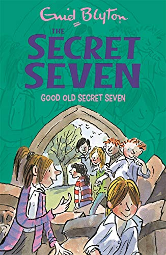 9781444913545: Good Old Secret Seven: Book 12
