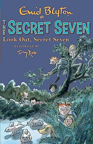 9781444913569: Look Out, Secret Seven