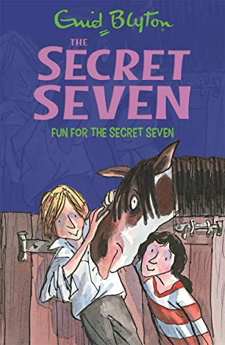 9781444913576: Fun for the Secret Seven