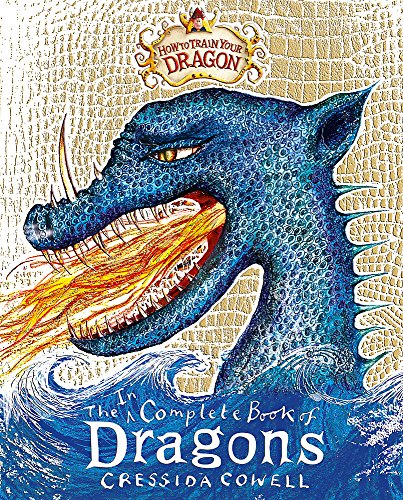How To Train Your Dragon: Incomplete Book of Dragons (Hardback)