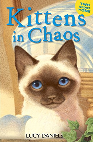 9781444914658: Kittens in Chaos: Siamese in the Sun & Cat in the Candlelight (Animal Ark)