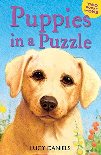 9781444914665: Puppies in a Puzzle: Dalmatian in the Dales & Labrador on the Lawn (Animal Ark)