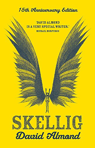 Skellig (1444914758) by David Almond