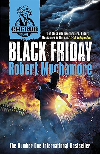 9781444915655: CHERUB: Black Friday
