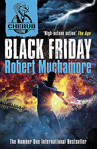 9781444915662: CHERUB: Black Friday: Book 15