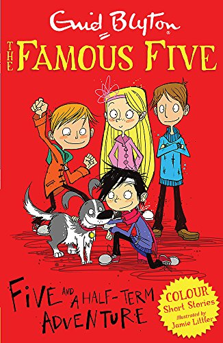 Famous Five Colour Reads: Five and a: Littler, Jamie, Blyton,