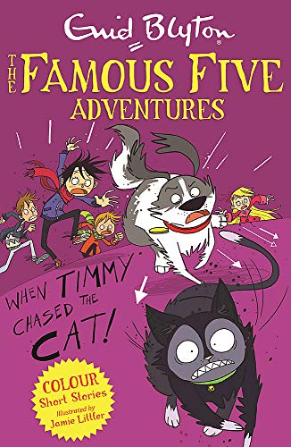 When Timmy Chased the Cat (Famous Five: Enid, Littler, Jamie