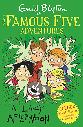 Famous Five Colour Reads: A Lazy Afternoon: Littler, Jamie, Blyton,