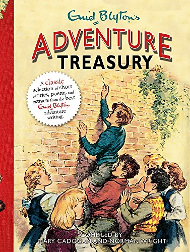 9781444916492: Enid Blyton Adventure Treasury