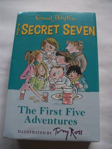 9781444916850: Secret Seven