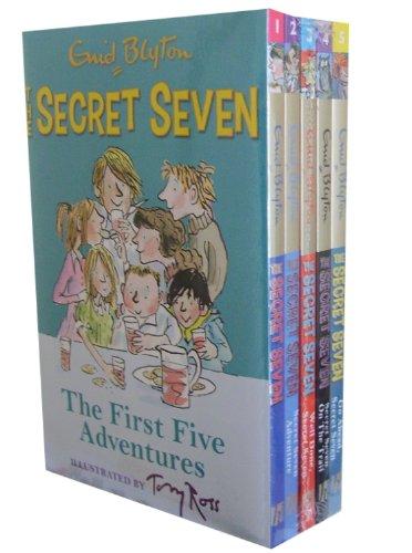 9781444916850: The Secret Seven: Book 1