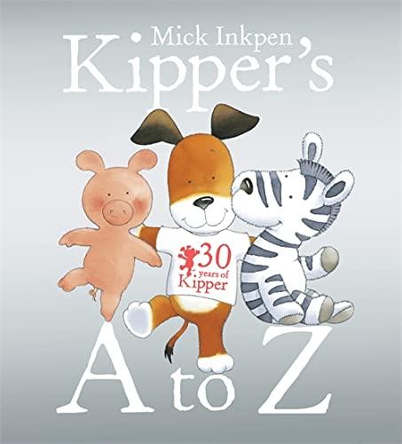 9781444918144: Kipper's A to Z