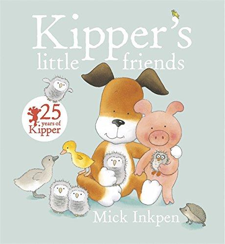 9781444918182: Kipper's Little Friends