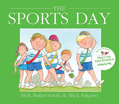 9781444918243: Sports Day